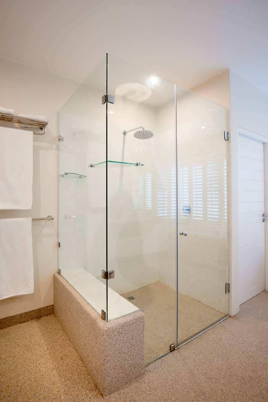 Frameless Showers Door Seals