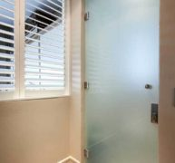 Frameless Hinge Doors 1