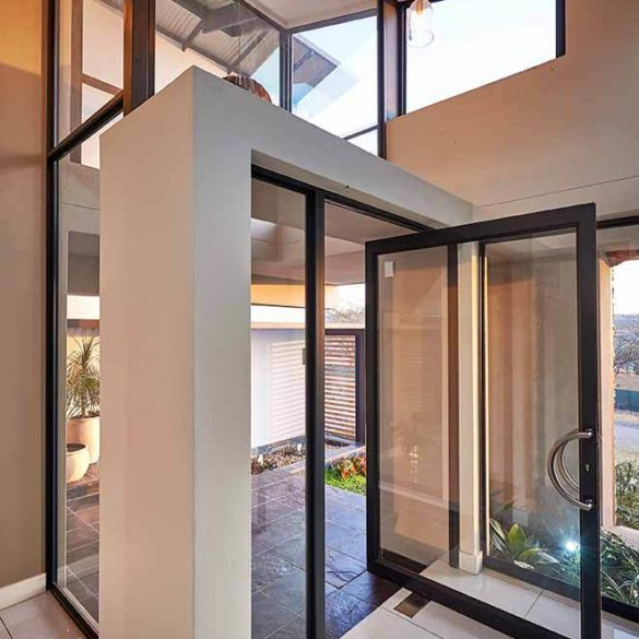 Pivot Doors – Single and Double