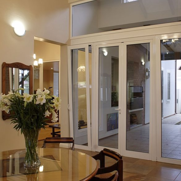 Serene 52mm Tilt & Turn Doors