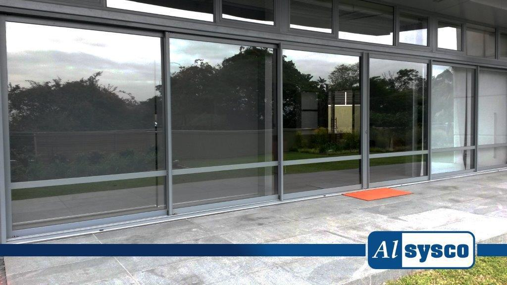 villa sliding doors