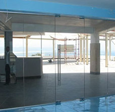 Inso Frameless Glass