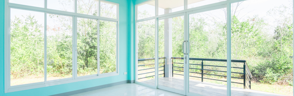 Our aluminium door styles open a world of opportunity
