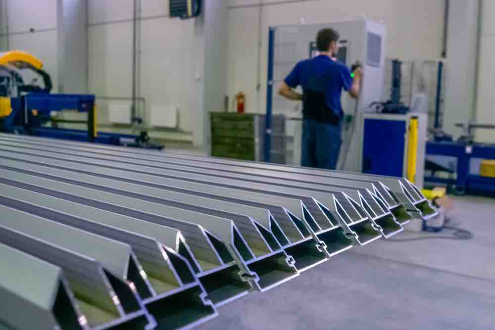 Aluminium solution maintanence