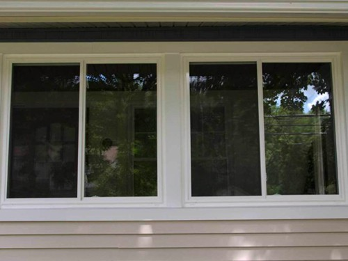 Grecian Sliding Window