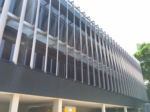 Thermeco Elliptical Louvres