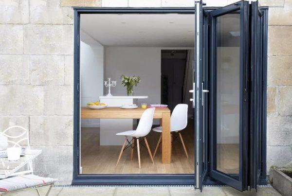 concertina-doors