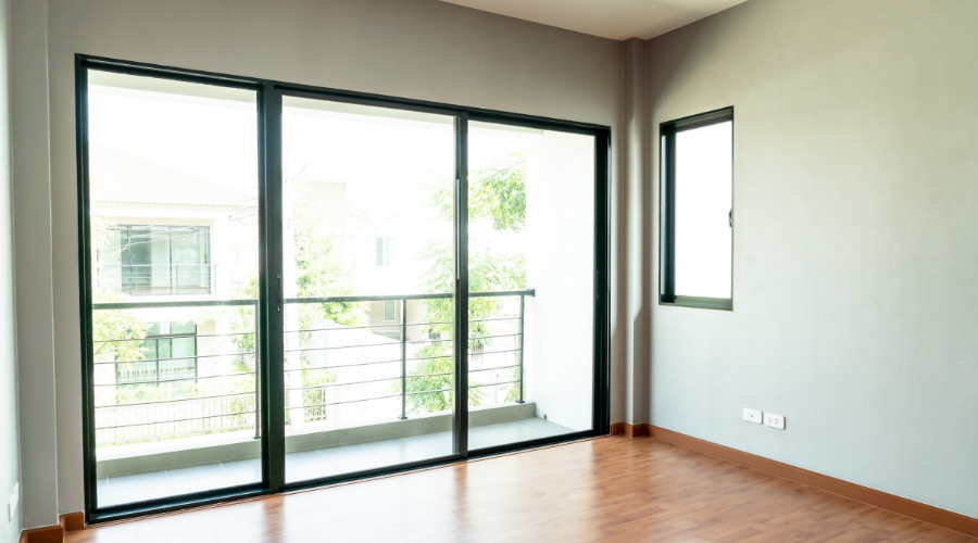 #1_ Modern & minimal look of Aluminium doors and windows