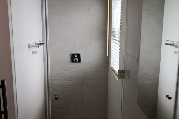 Frameless Shower Door 01