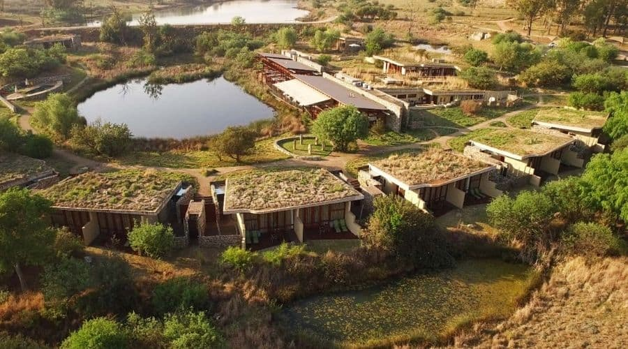 Example of sustainable architecture in South Africa 2