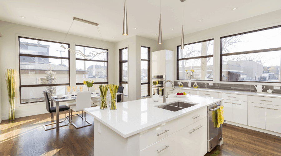 Aluminium Window Designs Kitchen Window